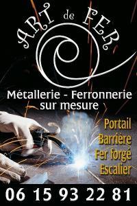 Nouveau site ferronnerie - Artisan ferronnier Charbonnières-les-Bains