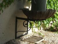 Enseigne fer forgé Charbonnières-les-Bains