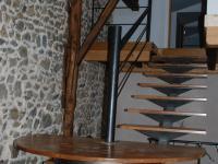 Escalier un quart tournant Lyon (69)