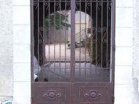 portail battant fer Lyon